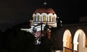 Chiesa nella notte