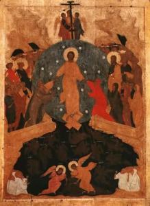 Icona della Pasqua